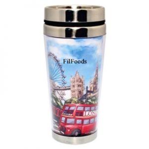 Travel Mug – London Attr...