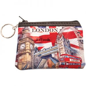 Coin Purse – London Collage Union Union Jack