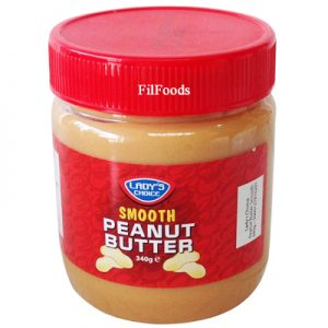 Lady's Choice Peanut Butter Smooth 340g