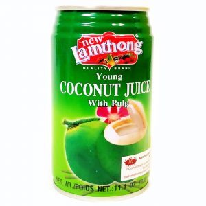 Lamthong Coconut Juice with Pu...