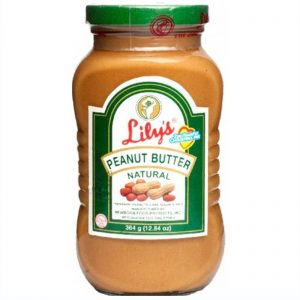 Lily's Peanut Butter 364g