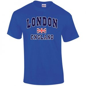 London Tshirts – Extra S...