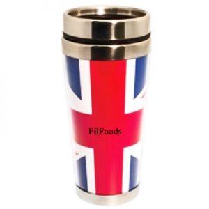 Travel Mug – Union Jack
