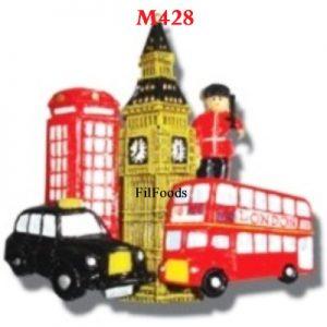 Resin Magnet – London Cl...