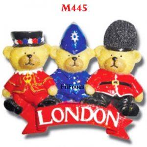 Resin Magnet – London Be...