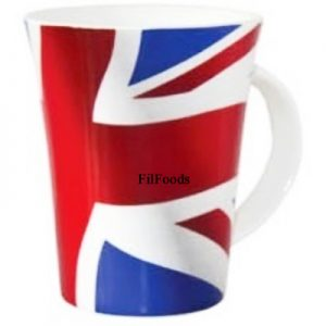Bone China Mug – Union Jack