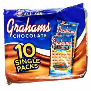 M.Y. San Grahams Chocolate (10...