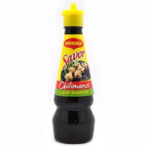 Maggi Savor Chilimansi Liquid Seasoning 130ml