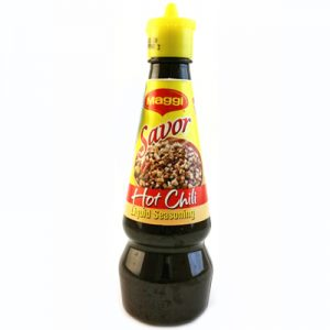 Maggi Savor Hot Chili Liquid Seasoning 130ml