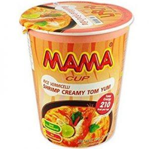Mama Shrimp Creamy Tom Yum Cup...