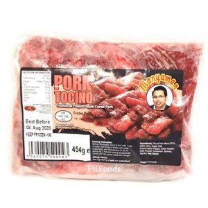 Mandheys Manyaman Pork Tocino 454g