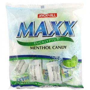 Jack n Jill Maxx Menthol Eucalyptus Candy 50pcs
