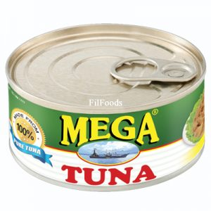 Mega Tuna Flakes in Oil