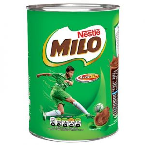 Milo Chocolate in Can 400g
