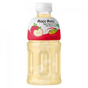 Mogu Mogu Nata De Coco Drink – Apple