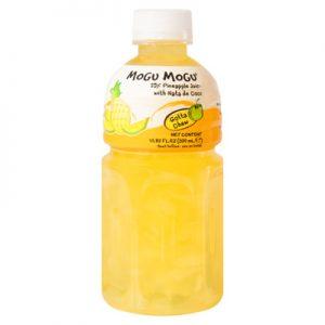 Mogu Mogu Nata De Coco Drink- Pineapple