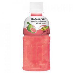 Mogu Mogu Nata De Coco Drink – Pink Guava