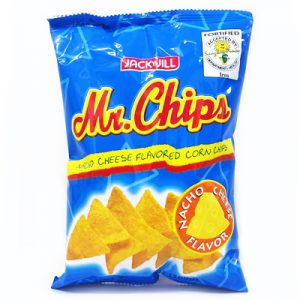 Mr Chips Nacho Cheese Snack 100g