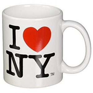Mug – I Love New York Wh...