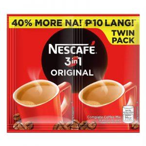 Nescafe Original 3in1 (Twin Pa...