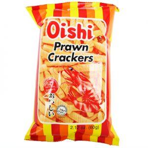 Oishi Prawn Crackers Original