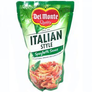 Del Monte Spaghetti Sauce Italian Style 1Kg