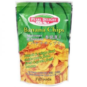 Pearl Delight Banana Chips 100g