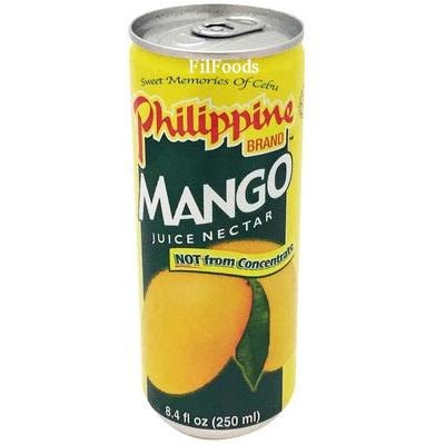 Philippine Brand Mango Nectar ...
