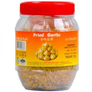 Pratheeptong Fried Garlic 100g