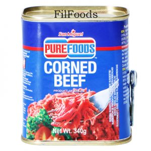 Purefoods Corned Beef 340g