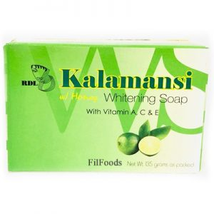 RDL Kalamansi with Honey Whitening Soap 135g