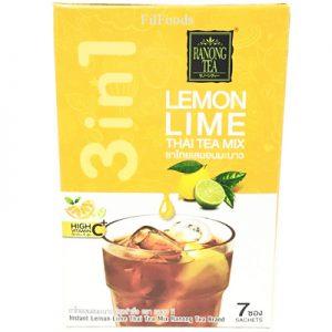 Ranong Tea Thai Tea Lemon Lime Mix 7x23g