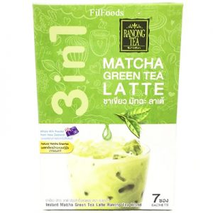 Ranong Tea Matcha Green Tea Latte Mix 7s