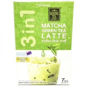 Ranong Tea Matcha Green Tea La...