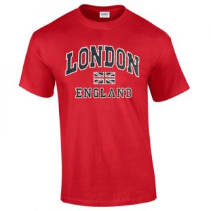 London Tshirts – Small