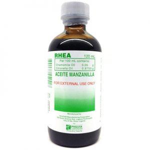 Rhea Aceite De Manzanilla 120m...