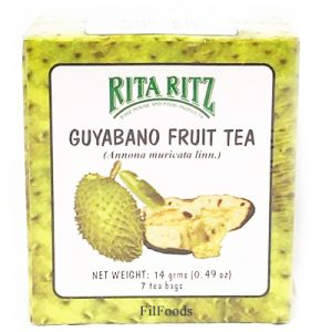 Rita Ritz Guyabano Fruit Tea 14g