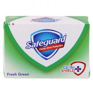 Safeguard Fresh Green Bar Soap 130g