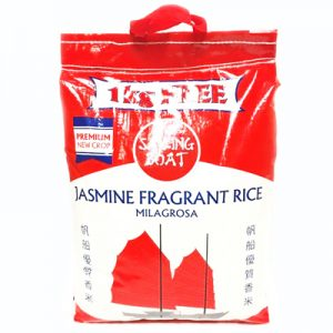 Sailing Boat Jasmine Fragrant Rice 11Kg (10+1Kg FR