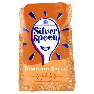 Silver Spoon Demerara Sugar 1Kg