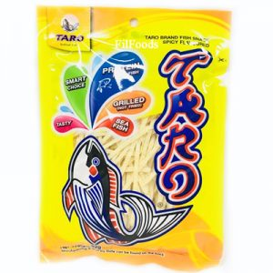 Taro Fish Snack Spicy Flavour ...