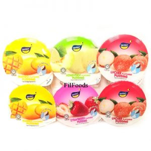 Tenten Nata De Coco Puddings – Assorted/Mixe