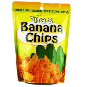 Tita's Banana Chips