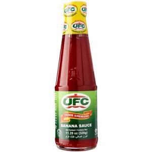 UFC Banana Ketchup Tamis Anghang 320g