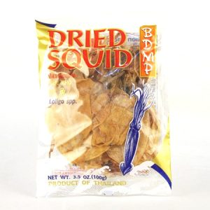 BDMP Dried Glassy Squid