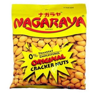 Nagaraya Cracker Nuts – Original 160g