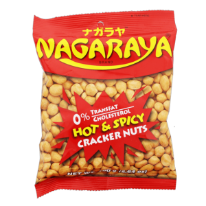 Nagaraya Hot and Spicy 160g