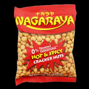 Nagaraya Cracker Nuts – Hot & Spicy 160