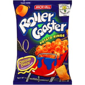 Roller Coaster Cheddar Cheese