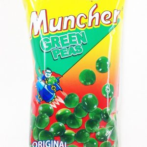 WL Muncher Green Peas 70g